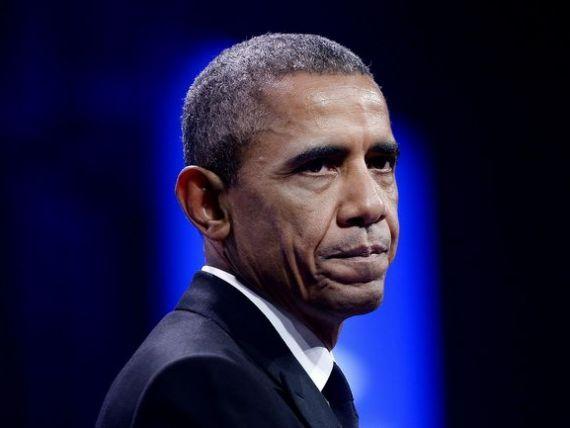 Strategia celui mai puternic om al planetei s-a prabusit pe toate planurile. L Express: Obama va lasa numele sau unui dezastru