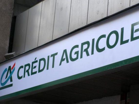 Credit Agricole revine dupa trei ani in Grecia si achizitioneaza aproape 10% din Alpha Bank