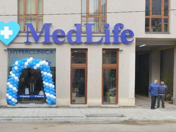 Lantul de clinici Medlife intra la tranzactionare pe BVB. Oferta publica initiala, prima a unei companii private din Romania dupa un deceniu, a fost subscrisa