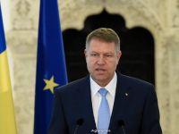 Iohannis: A face afaceri in Romania nu trebuie sa fie o aventura. Avem nevoie de mai putina birocratie