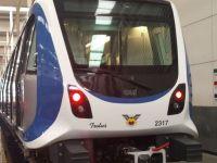 CAF va livra in noiembrie primul tren de metrou din seria de opt noi garnituri pentru Metrorex