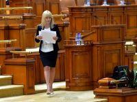 Elena Udrea poate fi urmarita penal. Camera Deputatilor a aprobat cererea