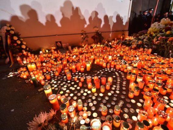 Incendiu in Colectiv: Bilantul a ajuns la 32 de morti