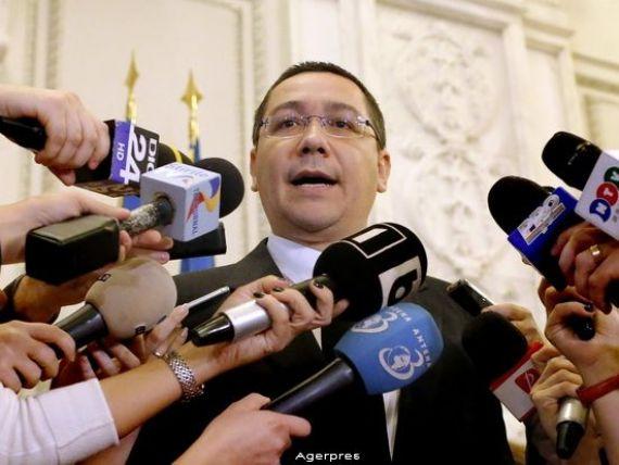 France Presse, despre demisia premierului: Victor Ponta, o stea cazatoare a politicii romanesti
