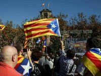 Parlamentul regional din Catalonia a votat pentru inceperea procesului de separare de Spania