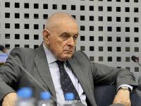 Vasilescu, BNR: Senatul a respins Legea privind infintarea Comitetului National pentru Supraveghere Macroprudentiala