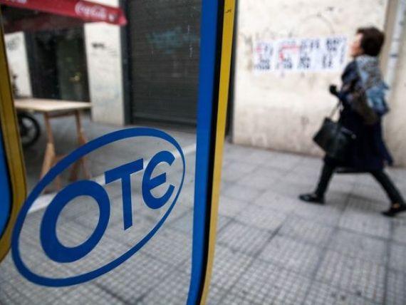 Profitul OTE a scazut cu 16% in T1, ca urmare a crizei economice din Grecia si a concurentei acerbe din Romania. Deutsche Telekom anunta castiguri peste estimari