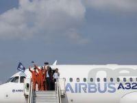 Airbus a obtinut mai multe comenzi decat Boeing in perioada ianuarie - noiembrie 2015
