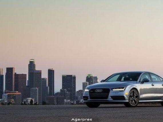 Audi a vandut mai putine masini decat Mercedes si BMW, in noiembrie