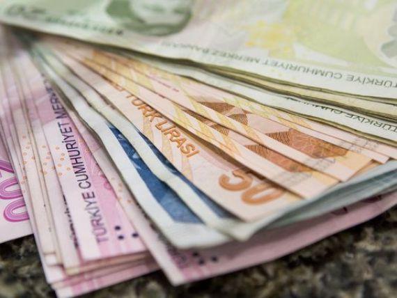 Banca centrală a Turciei a menţinut dobânda cheie la 17,75%. Erdogan,  dușmanul dobânzilor , vrea un control mai mare asupra politicii monetare