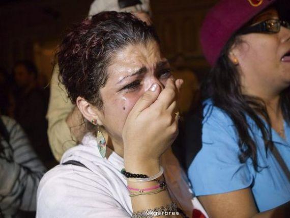 Opozitia din Venezuela castiga majoritatea parlamentara, pentru prima data in ultimii 16 ani, intr-un scrutin de exasperare populara fata de criza economica
