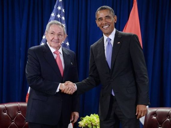 SUA si Cuba isi vor restabili legaturile postale dupa o intrerupere de 52 de ani
