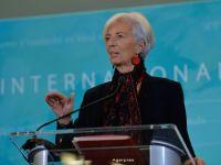 Sefa FMI, Christine Lagarde, trimisa in judecata pentru neglijenta in afacerea Tapie-Crédit Lyonnais. Avocat: Este o surpriza totala