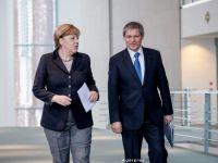 Premierul Ciolos, la Berlin. Merkel: Romanii care lucreaza in Germania sunt bine-veniti, ajutoarele sociale trebuie acordate in baza muncii. Ce se intampla cu aderarea Romaniei la Schengen