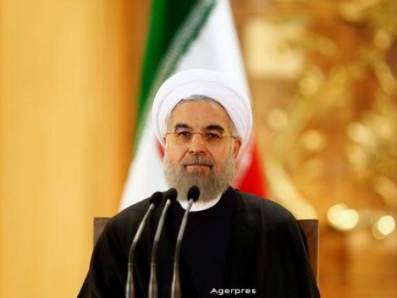 Iranul dă 60 de zile Europei pentru a decide în privința programului nuclear. Companiile europene continuă să cumpere țiței de la Teheran
