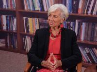 L'Opinion: Boardul FMI confirma astazi noul mandat al lui Christine Lagarde la conducerea Fondului