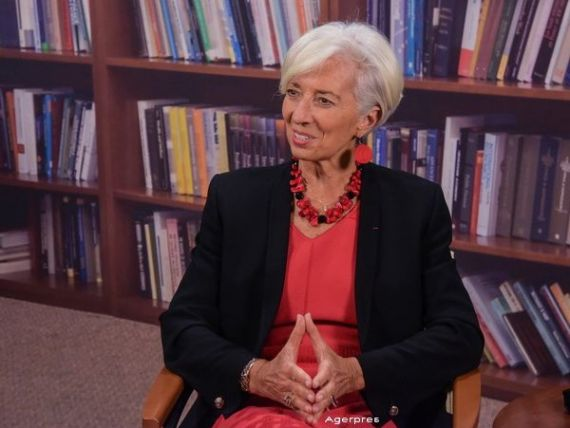 L Opinion: Boardul FMI confirma astazi noul mandat al lui Christine Lagarde la conducerea Fondului