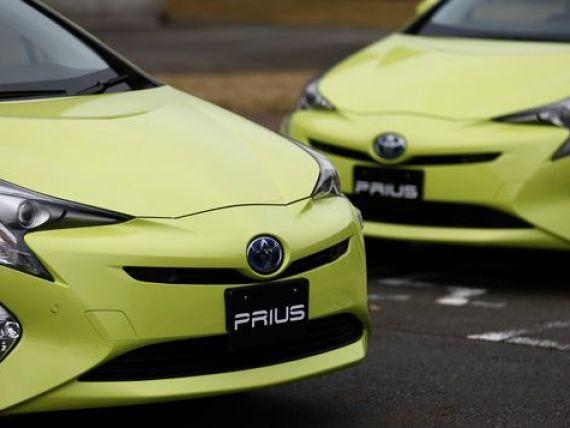 Toyota, cel mai mare producator auto in 2015, pentru al patrulea an consecutiv
