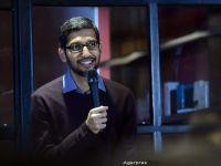 Seful Google, cel mai bine platit director general in SUA