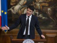 Italia: Uniunea Europeana seamana cu orchestra de pe puntea Titanicului. Premierul Renzi, un nou atac la adresa UE, pe care o considera in pericol de destramare