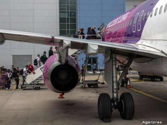 Wizz Air face angajari. Ce joburi scoate la concurs