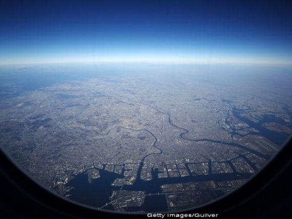 Cel mai inalt zgarie-nori din lume va fi construit la Tokyo: peste 1600 m. Va putea gazdui 55.000 de persoane, iar fatada high-tech va capta, filtra si stoca apa din atmosfera