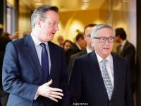 Brexit. Ultimele negocieri inaintea summitului crucial pentru Uniunea Europeana. Juncker: Nu avem un plan B