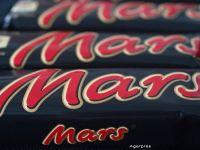 Mars retrage de pe mai multe piete europene, inclusiv din Romania, batoane de ciocolata Mars, Snickers si Milky Way