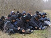 Primii refugiati din cotele impuse de UE au ajuns in Romania si vor merge la Galati
