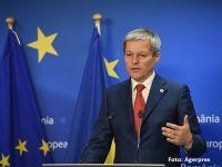 """Ciolos vrea Romania in zona de libera circulatie a UE: """"Este un element de integrare, nu ne milogim ca sa intram in Schengen"""""""