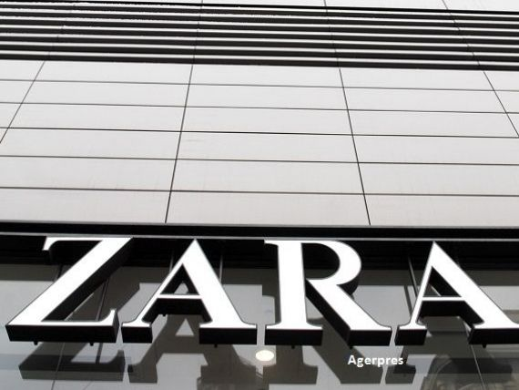 Inditex, proprietarul Zara, Bershka si Stradivarius, a raportat cea mai mai rapida crestere a profitului din ultimii trei ani