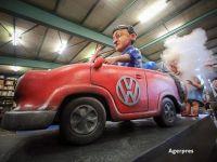Seful Volkswagen propune reducerea cu 30% a bonusurilor de milioane de euro a directorilor, pe fondul scandalului emisiile poluante