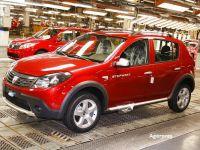 Duster, Logan si Sandero, intre cele mai vandute 25 de modele auto din Rusia