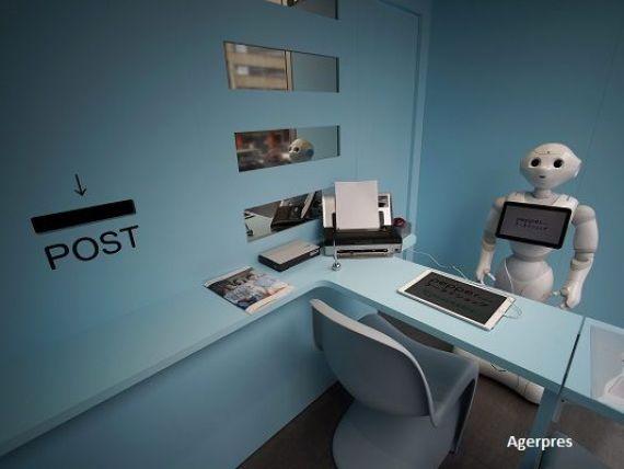Roboţii ar putea înlocui 20 de milioane de angajaţi, în următorul deceniu. Cine sunt salariații care vor dispărea primii