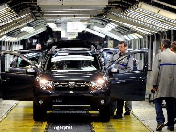 Vanzarile Dacia in Marea Britanie s-au prabusit, in aprilie, desi piata a crescut la cel mai ridicat nivel din ultimii 13 ani