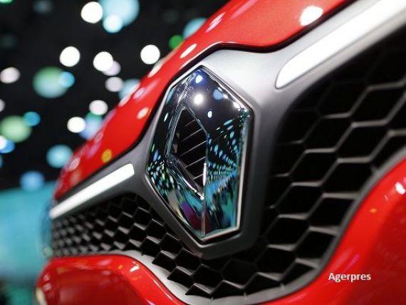 Dosarul in care Renault este suspectata de incalcarea reglementarilor emisiilor diesel a ajuns la procurori. Actiunile producatorului francez cad pe bursa
