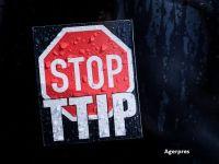 """Negocieri incordate pe Tratatul de liber schimb UE-SUA. Germania: """"TTIP va esua, daca America nu face concesii"""". Replica lui Obama"""
