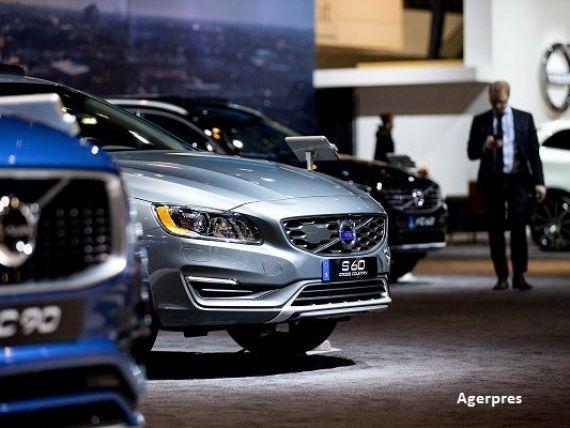 Masinile autonome de la Volvo vor fi testate pe strazile Londrei, in trafic real, cu calatori obisnuiti in ele