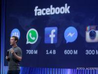 """Suma uriasa cheltuita de Facebook pentru paza lui Mark Zuckerberg. """"Ca actionar, vrei sa stii ca directorul general este protejat"""""""