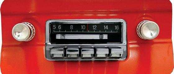 Radioul ndash; va mai avea un loc in viitoarele generatii de masini?