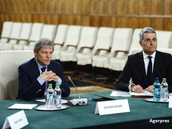 Salarizarea bugetarilor, discutata de premier cu ministrul Finantelor si cel al Muncii. Legea ar trebui adoptata la 1 iunie