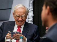 Holdingul Berkshire Hathaway, detinut de Warren Buffett, a cumparat actiuni Apple in valoare de 1 mld. dolari, pariind pe revenirea companiei