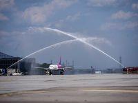 Wizz Air lanseaza cursa Bucuresti-Tenerife, aduce in Romania primul aparat A321 si anunta o investitie suplimentara de 100 mil. euro la baza din Bucuresti