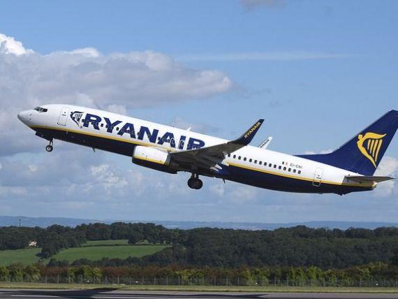 Ryanair reduce tarifele cu 7%, pe fondul concurentei si a scaderii pretului titeiului. Operatorul irlandez anunta profit in crestere cu 43%