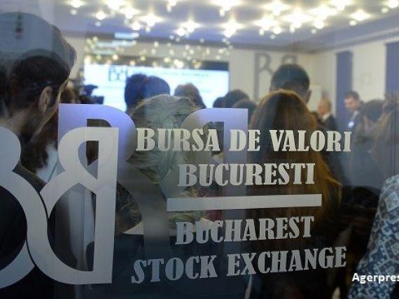 Bursa de la Bucureşti a trecut din nou pe scădere, după ce deschisese pe verde. Ieri, pe BVB, s-a pierdut tot ce se câștigase tot anul