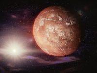 La fel ca Terra, Marte trece periodic prin schimbari climatice. In prezent, iese dintr-o lunga era glaciara