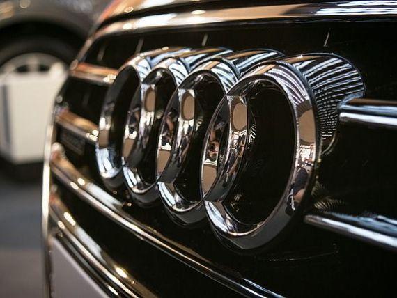 Audi va construi doua SUV-uri noi in Slovacia si Ungaria, unde costurile sunt mai scazute, dupa scaderea profitului cu 37%