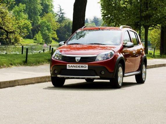 Dacia a vandut, in octombrie, cu peste 60% mai multe masini fata de anul trecut. Ce marci prefera britanicii