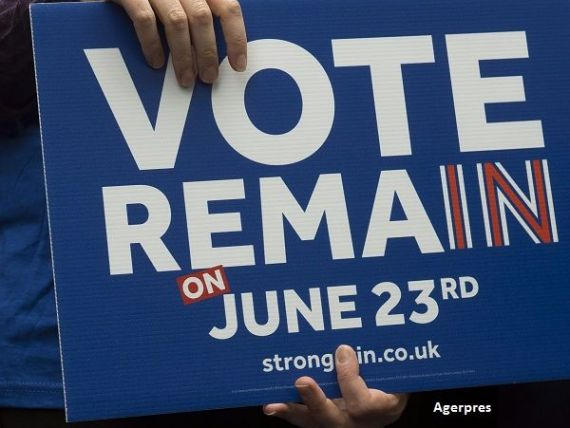Banca Angliei injecteaza mai multi bani in piata si avertizeaza ca iesirea Marii Britanii din UE va afecta economia si va accelera inflatia