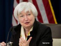 Rezerva federală a SUA menține dobânda de politică monetară. Fed estimează că economia va crește într-un ritm moderat